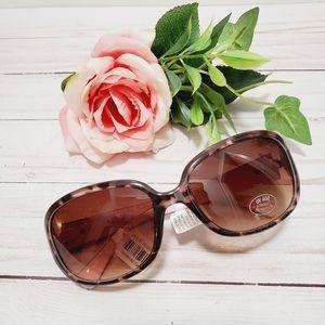 NWT LOFT Outlet Pink Tortoiseshell Sunglasses